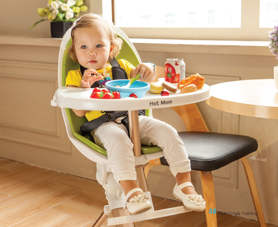 Multifunctional Infant High Chair  sc 1 st  Hot mom & Multifunctional Infant High Chair - Hot mom